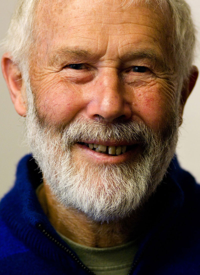 An Interview with Sir Chris Bonington